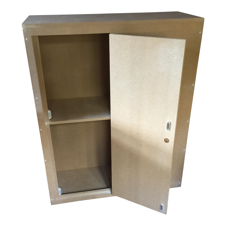 Display Storage Plinth Bespoke Mdf