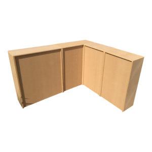 Reverse 4 Piece Counter Combination