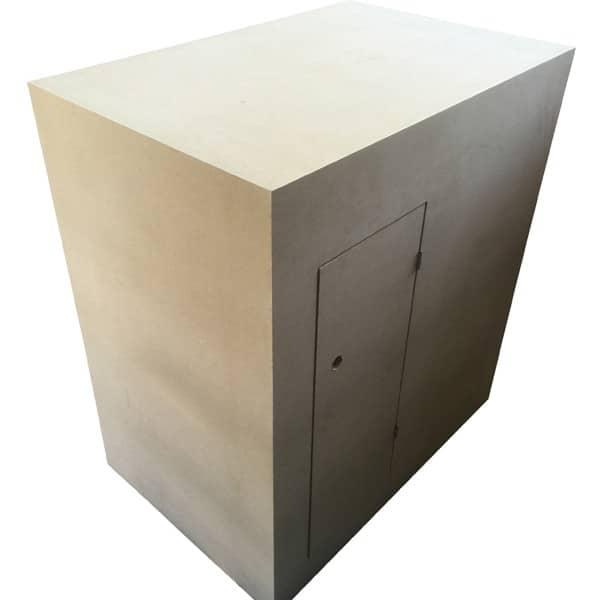 Premium Door Plinth Shut Door