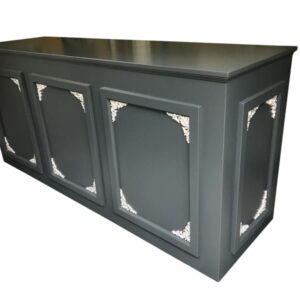 Bespoke MDF Ornate Shop Counter
