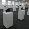 300mm Premium Exhibition Plinth Range