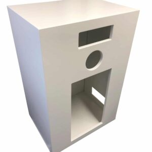 Photo Booth Storage Plinth