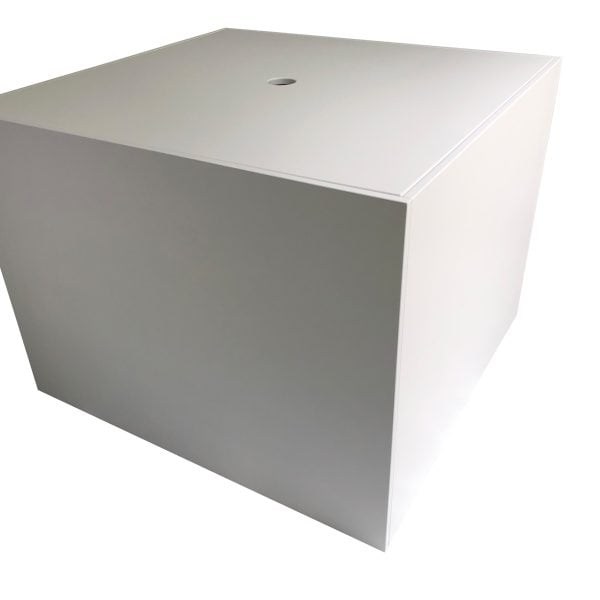 Painted Flat Packed Plinth