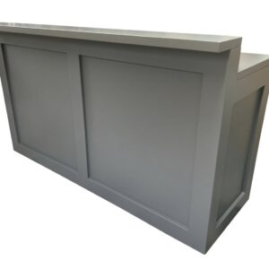 Shaker Style Counter